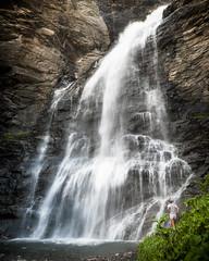 Bom waterfall, Cerler ({heruman}) Tags: bom cascada waterfall cerler benasque aragon spain españa germanvidal vertical color river fall 2x3 nikon d750 tamron 2470mm f28 outdoors