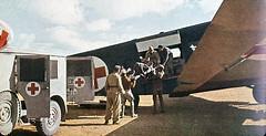 Ju 52 medivac JEC 00818 (ww2color.com) Tags: junkers ju52 luftwaffe