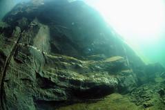 NorthWales-VivianQuarry-201802-24 (Tony J Gilbert) Tags: snowdonia llanberis northwales viviandivecentre vivianquarry mountsnowdon diving aquatic freshwater quarry floodedquarry nikon d300