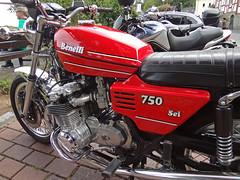 Bennell 750 Sei (Rob de Hero) Tags: motorrad motorbike motorcycle benelli 750sei 750 sei benelli750sei runkel motor
