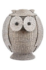Cute Owl Bathroom Hamper (mywowstuff) Tags: gifts gift ideas gadgets geeky products men women family home office