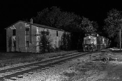 Taylorsville of the Past (travisnewman100) Tags: csx train railroad freight unit grain rr c409w sgc cartersville subdivision atlanta division g216 taylorsville locomotive