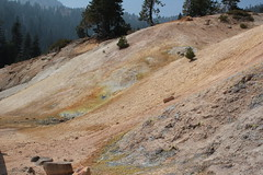A geologic rainbow (rozoneill) Tags: lassen volcanic national park peak sulphur works california