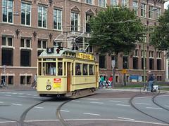 HTM 36 (jvr440) Tags: tram trolley strassenbahn den haag sgravenhage haags openbaar vervoer museum tramweg stichting htm ombouwer 36