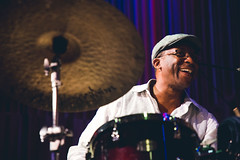 Herlin Riley - Herlin Riley & Johnny Vidacovich Drumoff