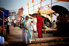 "A Varanasi Moment In India (El-Branden Brazil) Tags: varanasi india indian ganges ganga ceremony hindu hinduism asian asia sacred holy mystical ""south asia"" sadhu"