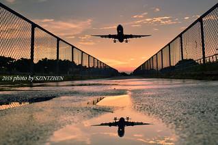 Landing 黃昏的降落