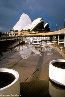 Opera House After The Rain