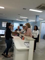 17/09/18 - Visita a Liga Feminina de Combate ao Câncer de Canoas