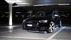 Audi A3 Sportback Sport 2.0 TFSI Quattro s-tronic (sXare) Tags: sportback 2018 mehrfachbelichtung a3 audi quattro auto car multishot