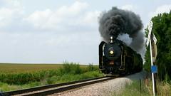 IAIS6988-10 (joerussell2) Tags: trains steam locomotive iowa interstate iais