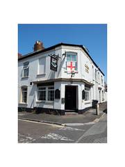 The Queens Dock (chrisinplymouth) Tags: pub publichouse inn tavern queensdock corner keyham devonport england city uk cw69x moricetown plymgrp trait 2018 cameo urbio
