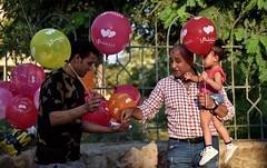 Eid AlAdha (Haleem Elsha3rani حليم الشعراني) Tags: cairo egypt islam muslim religion islamic muslims middleeast africa northafrica baloon baloons mosque children prayers prayer eidaladha adha aladha