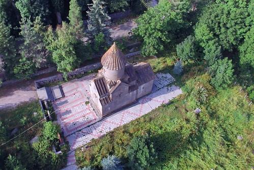 Tsaghkadzor, Kecharis Monastery, 2018.07.28 (13)