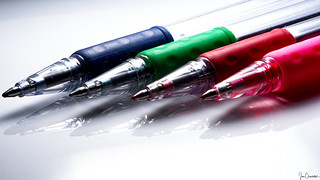 The Pen Is Mightier Than...