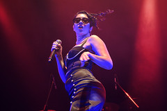 Kali Uchis (oscarinn) Tags: kaliuchis mexicocity elplaza live dance beats mexico df concierto colombia