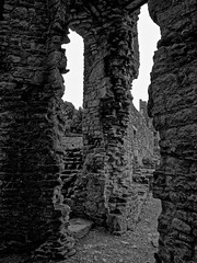 Farleigh Hungerford Castle - 2 (Patrick Cray) Tags: castle england englishheritage farleighhungerfordcastle landscape somerset summer historical