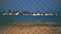 moda (adilekin) Tags: canonae1program canonfd50mmf18sc agfaphotovistaplus400 film analogue manual turkey istanbul kadıköy moda evening sunset sky building bodyserial4530924 lensserial705566 marmarasea fence bokeh yellow square light lamp blue darkness 35mm geometrical