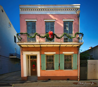 1009 Bourbon St., New Orleans
