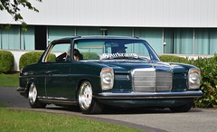 1970 Mercedes-Benz 250 C coupe (Custom_Cab) Tags: 1970 mercedesbenz mercedes benz 250c 250 c coupe w114 w 114 car green canada canadian 1969 1971 1972 automatic