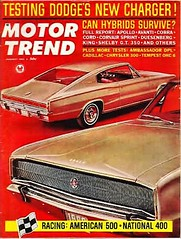 Motor Trend Magazine-1966 Dodge Charger (Rickster G) Tags: mopar 1966 dodge charger road test brochure flyer literature sales ads dealer daytona 4406 500 rt bbody super bee sixpack convertible muscle car 383 440 426 hemi scatpack 1967 1968 1969 1970 1971 1972 1973 1974 70s 60s