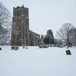 St. Mary's Church, Hatfield Broad Oak, Essex