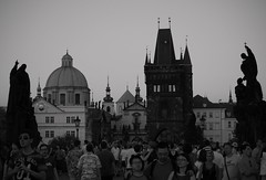 Prague Postcards ... 2018 _ FP4792M (attila.stefan) Tags: stefán stefan attila pentax k50 2018 summer nyár prague prága praha karlov karluv most must