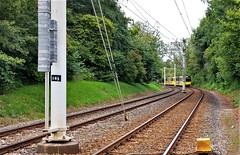 Uurtje Utrecht 7 (Peter ( phonepics only) Eijkman) Tags: utrecht uov sneltram tram transport trams tramtracks trolley rail rails strassenbahn streetcars nederland netherlands nederlandse holland