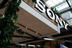 ExhibitionCo - Sony Stand August 14, 2018: Highpoint Shopping Centre, Melbourne, Victoria (VIC), Australia. Credit: Pat Brunet / Event Photos Australia (exhibitionco) Tags: 14818 2018 australia exhibitionco highpointshoppingcentre melbourne sonystand victoriavic conference corporate eventphotoscomau exhibition expometcash aus retail display design showcase marketing brand case creative sydney glass store shop temporary popup experiential activation counter signage