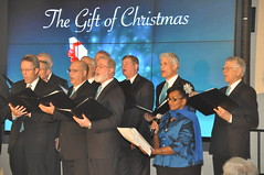December 2014 Gift of Christmas Program (Florida Conference) Tags: coworkers social floridaconference office christmas community