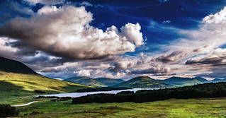 Loch Tulla - Scotland