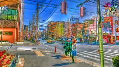 Tokyo=712 (tiokliaw) Tags: almostanything burtalshot colours discovery explore flickraward greatshot highquality inyoureyes joyride outdoor perspective recreation supershot teamworks worldbest