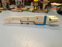 LEGO - SHIPtember - WiP - just playing around with some ideas. (k9iug) Tags: legospace legoshiptember homeworld lego shiptember2018