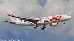 G-VYGL - Jet2 - Airbus A330-243 - PMI/LEPA