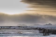 Islande, Skógafoss, 57 (Patrick.Raymond (4M views)) Tags: islande hiver gel froid neige hdr cascade waterfall
