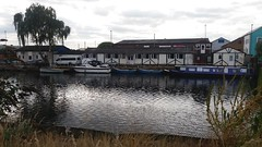 Thornes Wharf River Calder Wakefield Yorkshire (woodytyke) Tags: woodytyke stephen woodcock photo photograph camera foto photography best picture composition digital phone colour flickr image photographer light publish print buy free licence book magazine website blog instagram facebook commercial