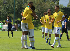 Seleção Brasileira Sub-20 1 x 1 Japão (cbf_futebol) Tags: seleção brasil futebol soccer futbol japão mexico sub20