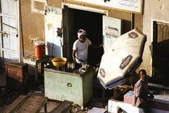 Tearoom (motohakone) Tags: jemen yemen arabia arabien dia slide digitalisiert digitized 1992 westasien westernasia ٱلْيَمَن alyaman kodachrome paperframe