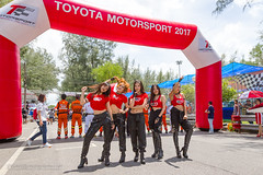 XOKA7448s (Phuketian.S) Tags: girl woman women toyota motor sport toyotamotorsport pit pitlane altis corolla phuket thailand show sexy shoes long legged beauty red white phuketian fast fun fest people car skirt dress transgender tranny team racing boobs tits color umbrella pistop paddock dance dancer fastfunfest toyotafastfunfest toyotathailand toyotaphuket toyotamotorsport2018 toyotaonemakerace daretorace livealive