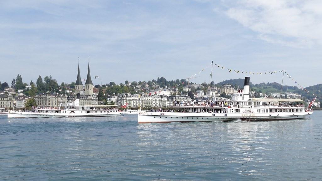 The World S Best Photos Of Dampfschiff And Schifffahrt Flickr