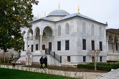 Library of Sultan Ahmet III (itchypaws) Tags: topkapi palace seraglio library sultan ahmet iii 2018 istanbul turkey europe holiday vacation