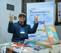 Foto Ivo Lima  (33) (Fecomércio/PR) Tags: 37º semana literária sesc de 17 22092018 foto ivo lima