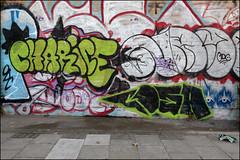 Charice / Cos / Name (Alex Ellison) Tags: name name26 smc dds cos cosa ac charice odc eastlondon hackneywick urban graffiti graff boobs
