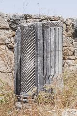 2018/07/09 12h38 ruines de Volubilis (Valéry Hugotte) Tags: 24105 antiquité maroc volubilis canon canon5d canon5dmarkiv colonne romain ruines fèsmeknès ma