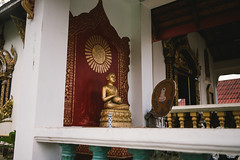(kelvinels) Tags: leica 35mm f25 summaritm summarit temple thailand chiangmai religion