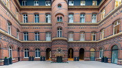 Courtyard (Star Wizard) Tags: hamburg germany de