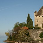 Château d'Yvoire au bord du Lac Léman thumbnail