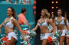 Miami Dolphins Cheerleaders (jackson1245) Tags: mdc miamidolphinscheerleaders miami miamidolphins dolphinscheerleaders dolphins nflcheerleaders