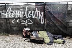 Hobo´s Hometown (Lens Daemmi) Tags: berlin hometown bum hobo obdachloser