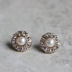 Rose Gold Pearl Earrings, Rose Gold Earrings, Rose Gold Jewelry, Wedding Jewelry, Rose Gold Bridesmaid Jewelry, Bridesmaid Gifts https://t.co/zqBdEIWOr7 #jewelry #weddings #earrings #gifts #bridesmaid https://t.co/RXfaF8Rkuv (petalperceptions.etsy.com) Tags: etsy gift shop fashion jewelry cute